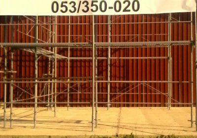 Iznajmljivanje gradjevinske skele i gradjevinskog lifta