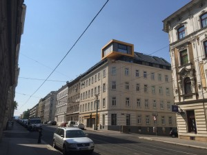 Herbsstrasse, Beč