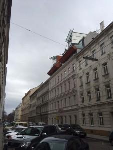 Ospelgasse, Beč
